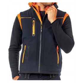 GILET SOFTSHELL U-POWER UNIVERSE LINEA FUTURE